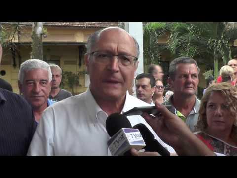 Governador Geraldo Alckmin visita Sales Oliveria 2017
