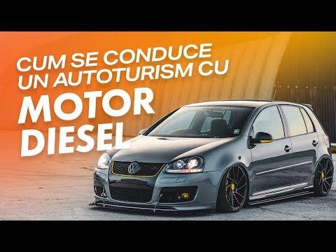 Cum Se Conduce Un Autoturism Cu Motor Diesel?