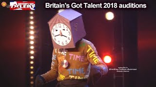BAD FAIL AUDITIONS  Britain's Got Talent 2018 BGT S12E02