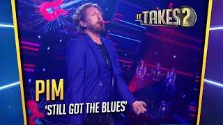 It Takes 2: Pim Muda zingt Still Got The Blues in halve finale