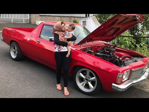 Pulang Ke Jawa Holden Pickup Belmont (UTE)