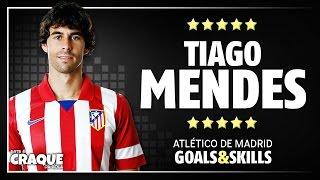 TIAGO MENDES ● Atlético de Madrid ● Goals & Skills