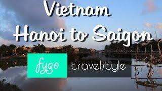 Vietnam Adventure Hanoi to Saigon