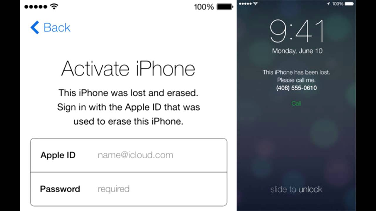 how to unlock a lost iphone como saber si un ipod o iphone usado tiene bloqueo 19202