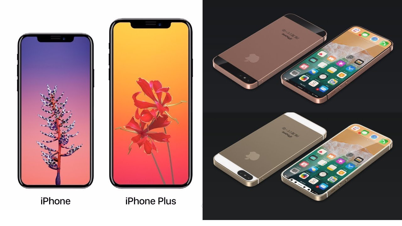 IPhone X PLUS/2018 And IPhone SE Plus/X 2018 Coming?