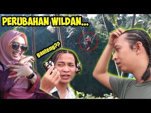 LIBURAN KE BALI PRIVATE MEWAH ALA TIM RICIS!! Wildan Ganteng Banget❤️ Part 1