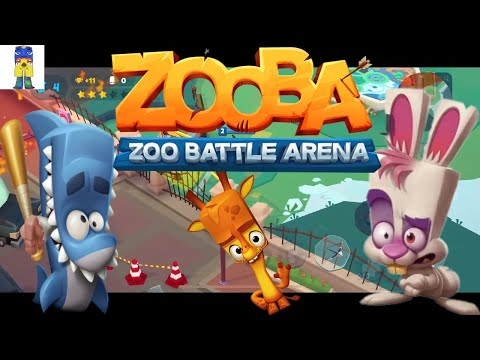 ZOOBA MULTIPLAYER BRAWL GAMES FAST FURIOUS FEROCIOUS FUN