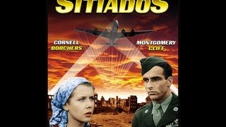 SITIADOS (THE BIG LIFT, 1950, Full movie, Spanish, Cinetel)