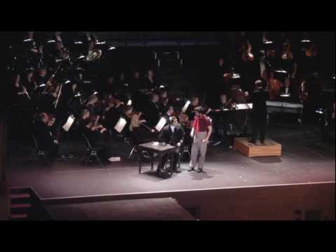 """Titanic: The Musical - """"Marry Me / The Telegraph Song"""" Connor Bogart / Jude McCormick"""