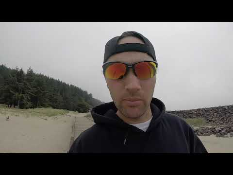 1500+ FOOT CRAB DOCK! | WINCHESTER BAY OREGON