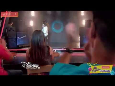 "Soy Luna- OPEN MUSIC-Los Chicos Cantan ""I'd  Be Crazy"""