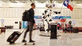Airport Ripoff