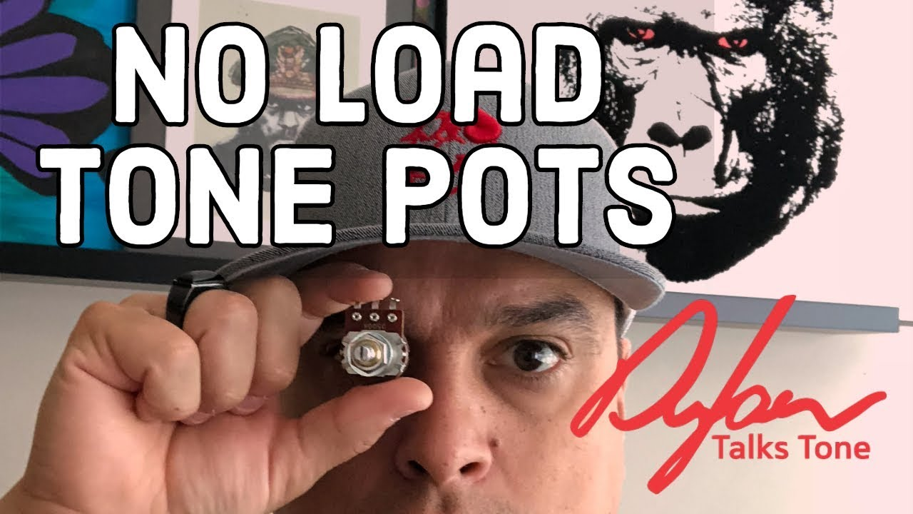how do no load tone pots work why use a no load tone pot [ 1280 x 720 Pixel ]