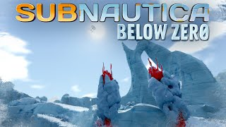 Subnautica Below Zero 18 | Permafrost im Gletscherbecken Gameplay thumbnail
