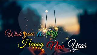 Happy New year 2020 Happy New year Whatsapp Status 2020 newyearwhatsappstatus
