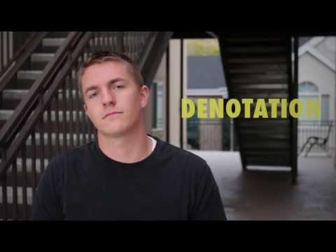 Denotation vs Connotation