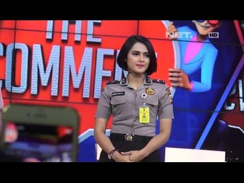 Bripda Cantik Ismi Aisyah Eksis Hingga Jadi Bintang Tamu di Program NET. - 86