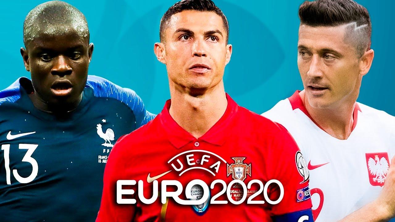 Amanhã começa a Eurocopa! - Tudo o que você precisa saber