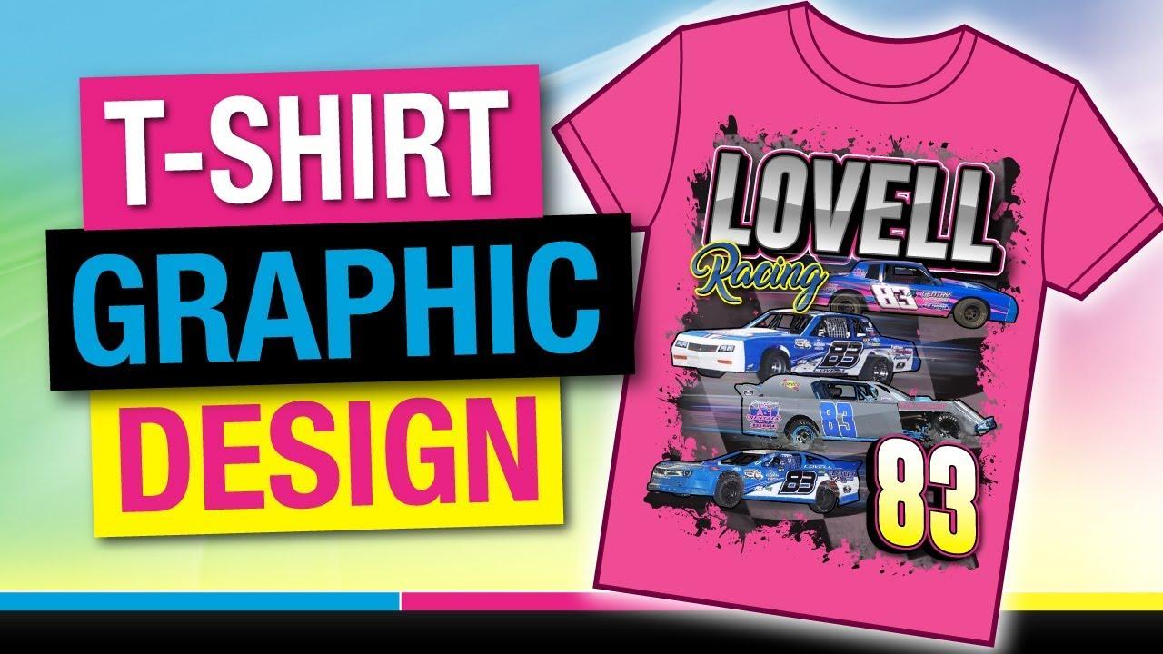 Design A T Shirt In Adobe Ilrator