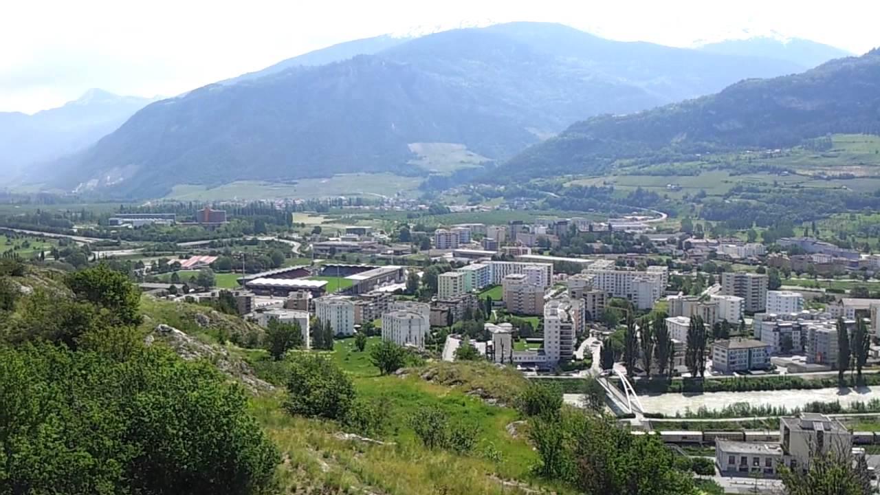 Schweiz Sion Wallis Youtube