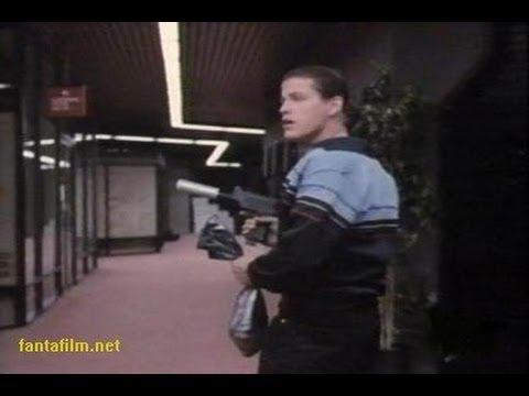 SPACE RAGE  1985 - Michael Pare