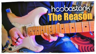 Hoobastank - The Reason | Guitar Cover видео