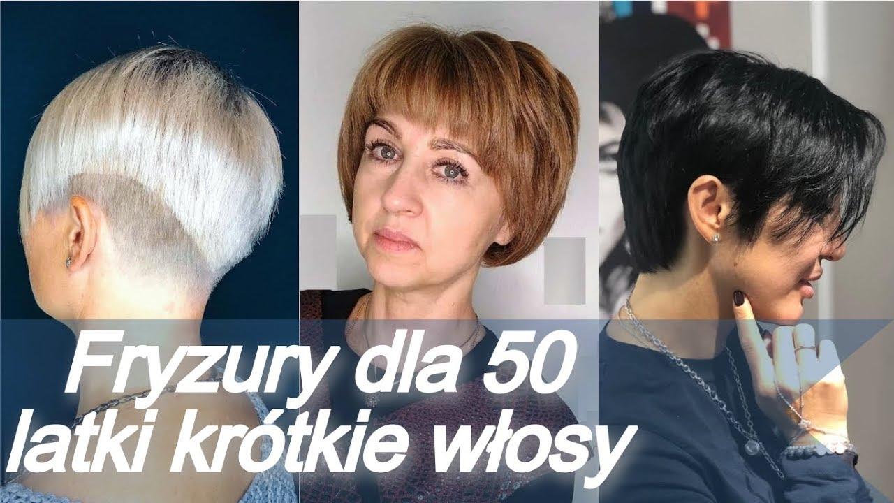 Top 20 Fryzury Dla 50 Latki Krótkie Włosy Lato 2019