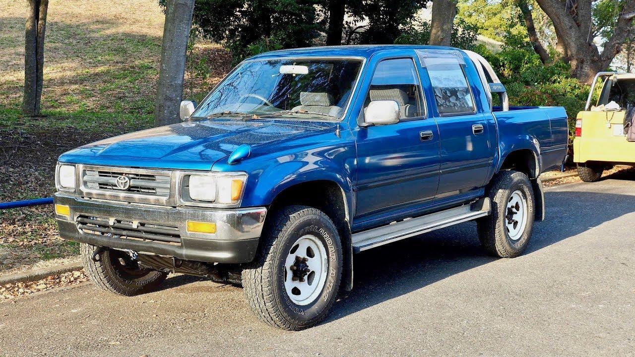 Kelebihan Kekurangan Toyota Hilux 1994 Perbandingan Harga