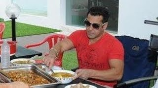Salman Khan's Secret Diet  Revealed