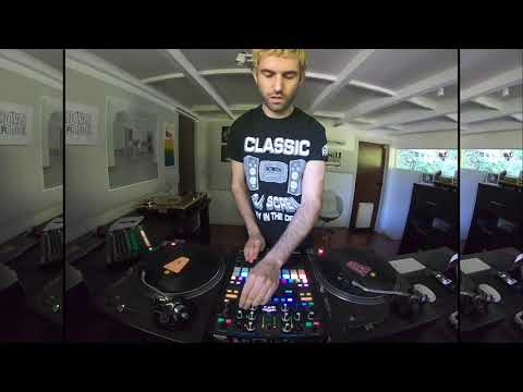 A-TRAK - Live Turntablism From Los Angeles (Defected Virtual Festival)