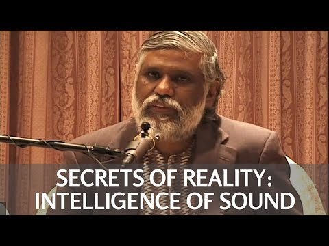 Secrets of Reality: Intelligence of Sound & Light, Time, Spa