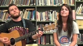 """Never Alone"" -- Lady Antebellum (Eric Hunker ft. Happie Hoffman cover)"