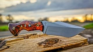 Making SERAGA Knife Part 1