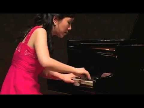 Young-Ah Tak: Haydn Piano Sonata in C Major, Hob.XVI:50  (1st)