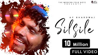 SILSILE || COVER ||A. C. BHARDWAJ ||SHASHI BHUSHAN NEGI || THE MODERN FOLK NOTE