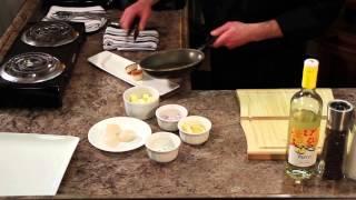 Seared Scallops With Tarragon-butter Sauce : Scallop Recipes
