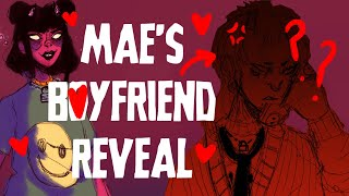 My OC has a boyfriend?! Boyfriend Reveal!!