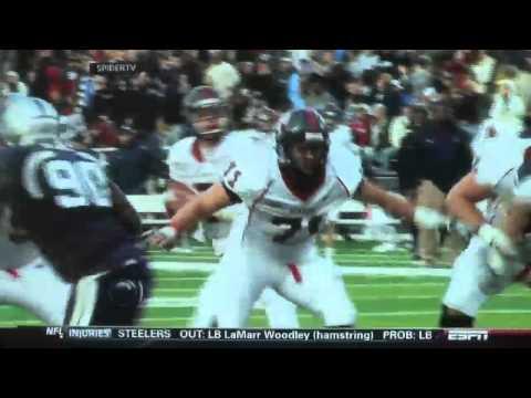 Richmond WR Stephen Barnette's ESPN Top 10 Play