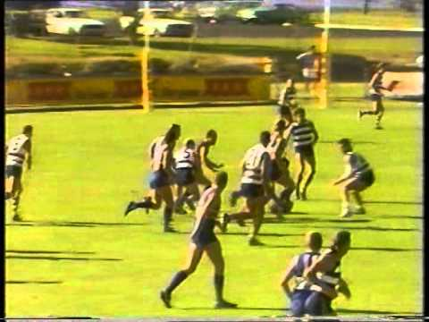 Central Vs Port Douglas 1990 AFL Grand Final AFP Cairns 2 of