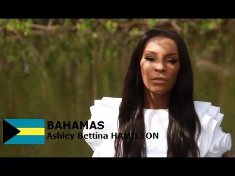 BAHAMAS - Ashley Bettina HAMILTON - Contestant Introduction: Miss World 2016