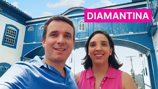 Diamantina - um passeio pelos principais pontos turísticos