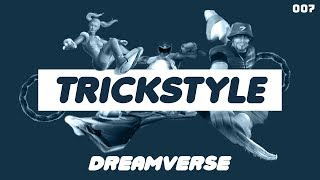 007 TRICKSTYLE - Almost a 3D Sonic game | DREAMVERSE