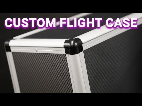 Transport Your Water-Cooled PC Safely! Custom Flight Case | bit-tech Modding