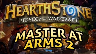 Hearthstone: Master at Arms 2 - Lord of the Gimmicks