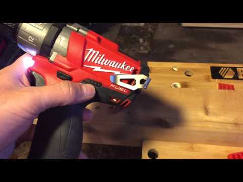M12 Fuel Hammerdrill 2404 20
