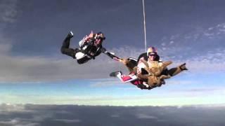 Red Bull Air Force CWU-ESU Mascot Skydive