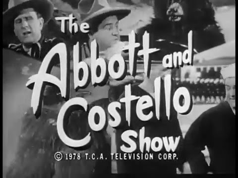 Abbott and Costello Show - 1x12 The Haunted Castle.mp4