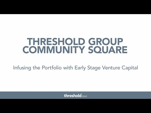 Infusing the Portfolio with Early-Stage Venture Capital
