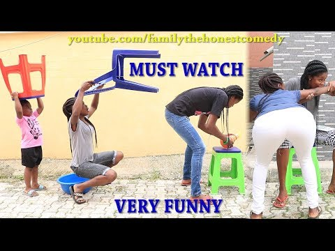 Comedy Friday: Must Watch Funny😂😂Comedy Videos 2019 Part-5 || Family The Honest Comedy