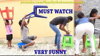 Must Watch Funny😂😂Comedy Videos 2019 Part-5 || Family The Honest Comedy ||